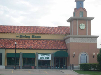 the string bean restaurant Richardson, TX store front